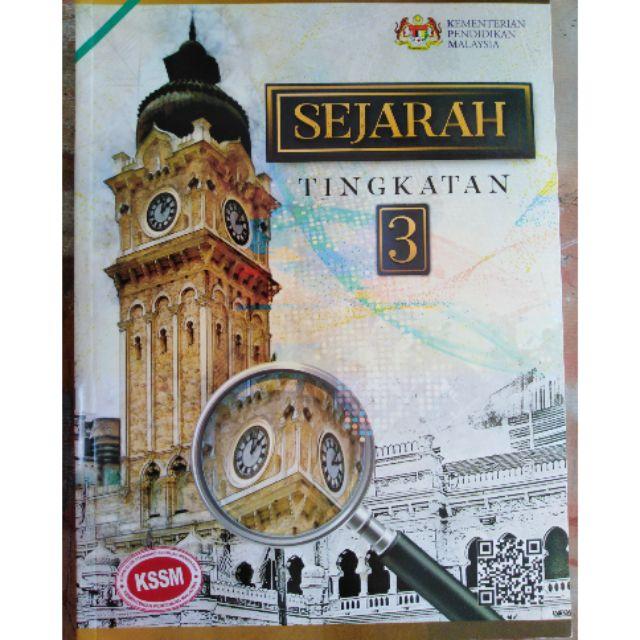 Buku Teks Sejarah Tingkatan 3 Shopee Singapore