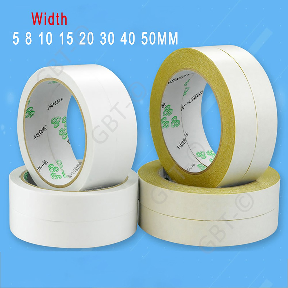 Copper Foil Tape Adhesive Single Conductive EMI Shielding Mask 25//50m L,0.06mm T