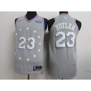 brand new fd0c3 7cc85 NIKE NBA Grey Wolf Team Jimmy Butler Butler Jersey 864491 ...
