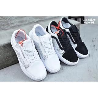 246835faf39 L Vans Old Skool Womens Leisure Plate shoes original Low top ...