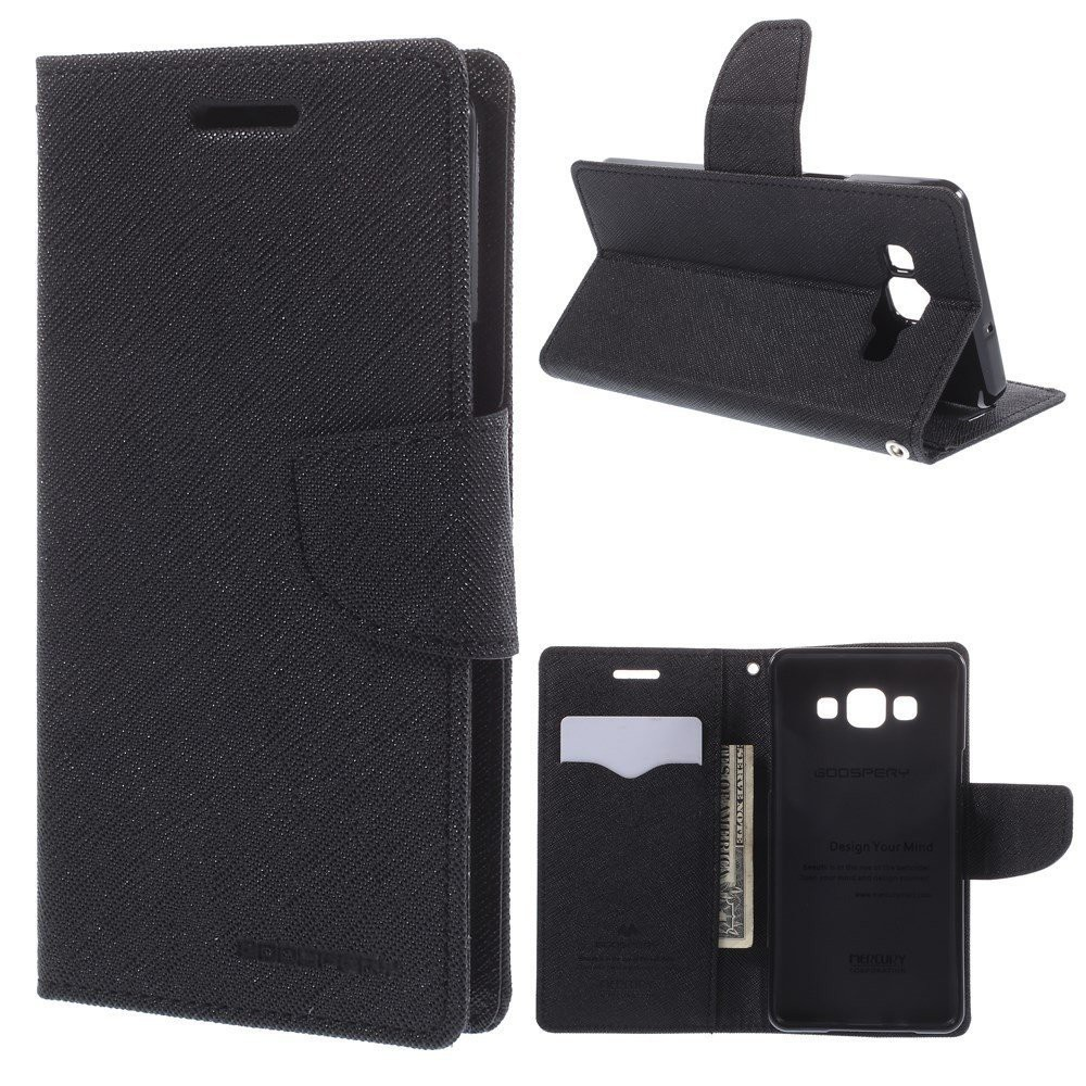 Goospery Samsung Tab 2 70 P3100 Fancy Diary Case Authentic Galaxy Core Canvas Gray Shopee Singapore