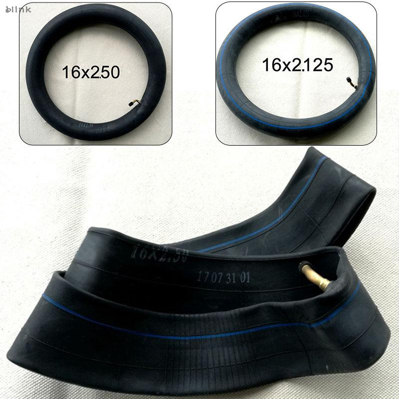 Details about  /Inner Tube Accessories High quality Parts 16x2.125//2.50 Butyl rubber New