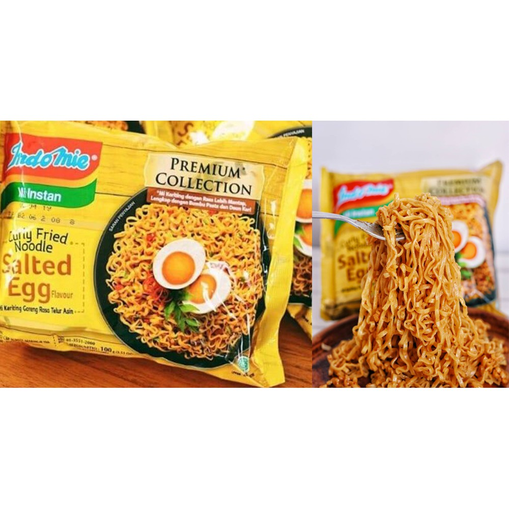 Indomie Salted Egg Cheapest 090 Pkt Shopee Singapore