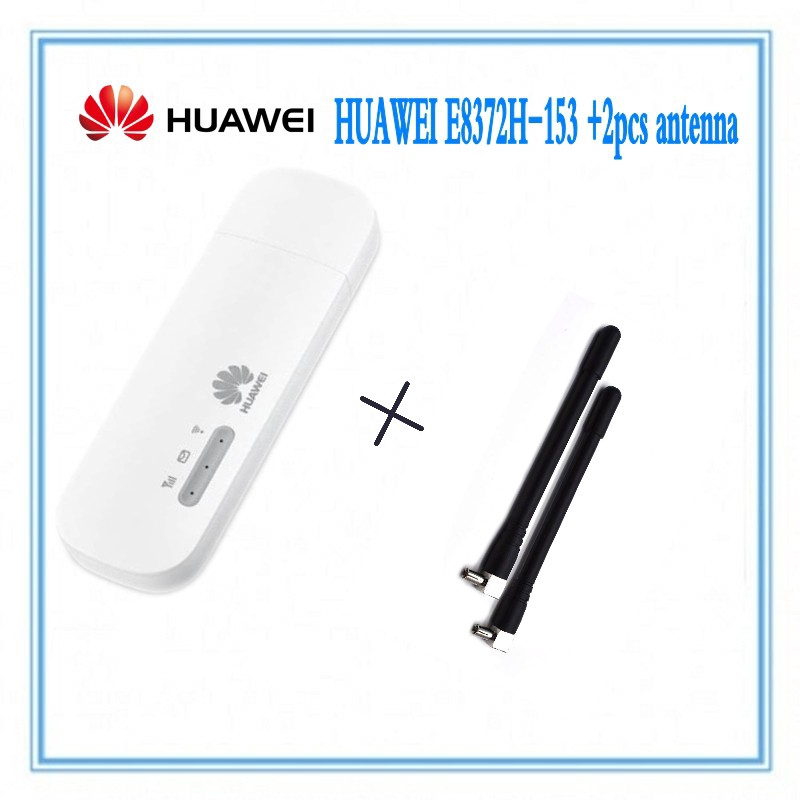 Huawei E8372h-153 LTE USB Wingle LTE 4G WiFi Modem car wifi