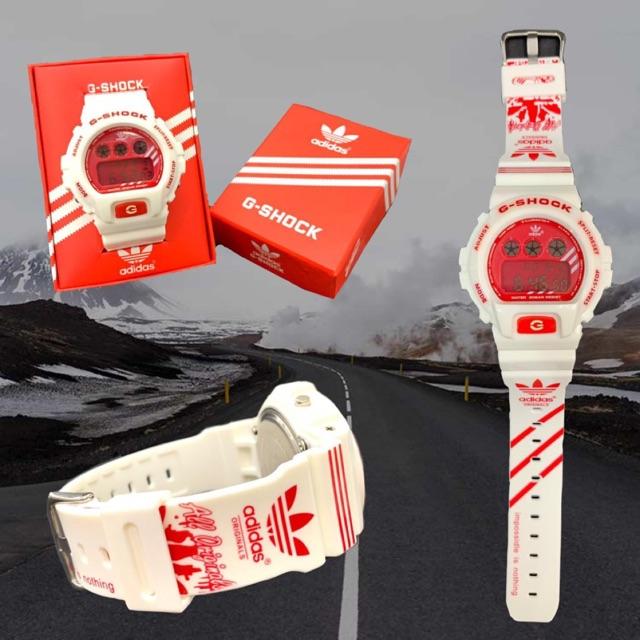 comprar tinción Intacto  G Shock Adidas Men's Watches Free Box G Shock | Shopee Singapore
