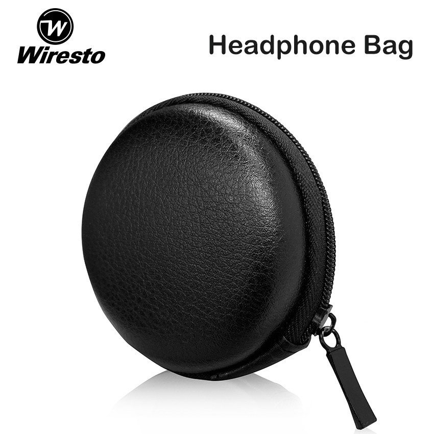 Earphone Bag Headset Packet SD Card Case Holder Headphone Earbud Carrying Box