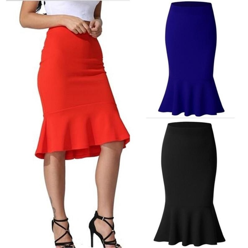 8d917fb062 mermaid skirt - Skirts Price and Deals - Women's Apparel May 2019 | Shopee  Singapore