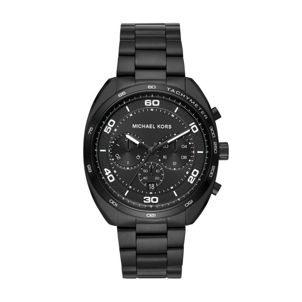 9b197ab817a Michael Kors Lexington Chronograph Green Dial Men s Watch MK8446 ...