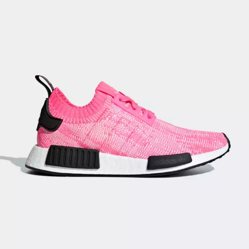 562596e8a Adidas Originals NMD R1- Raw Pink