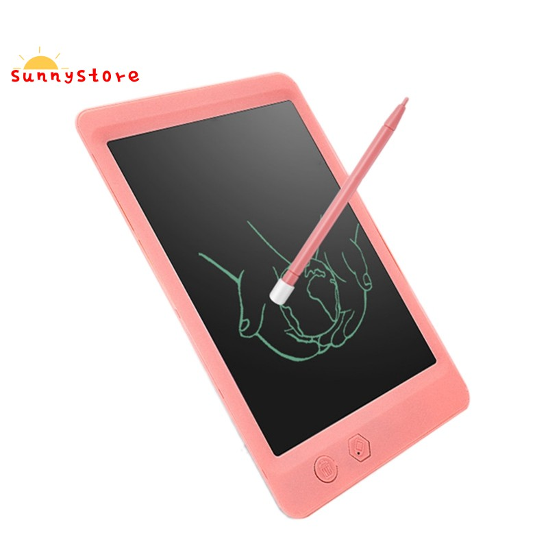 Electronic Digital Notepad for School Color : Pink, Size : 8.5 inches Office Drawing Tablet for Kids LCD Writing Tablet Drawing Tablet Doodle Board for Kids