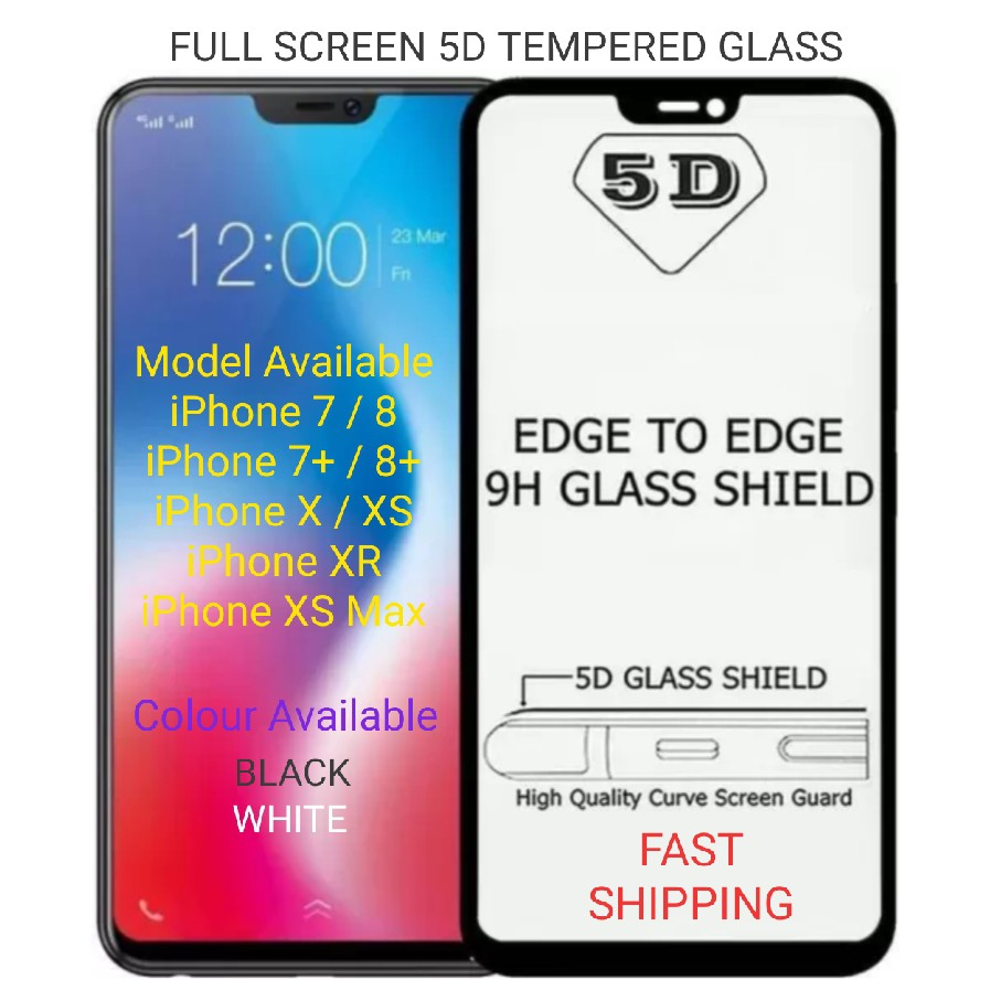 Tempered Glass For Samsung Galaxy A730 A8 PLUS 2018 Screen Protector   Shopee Singapore