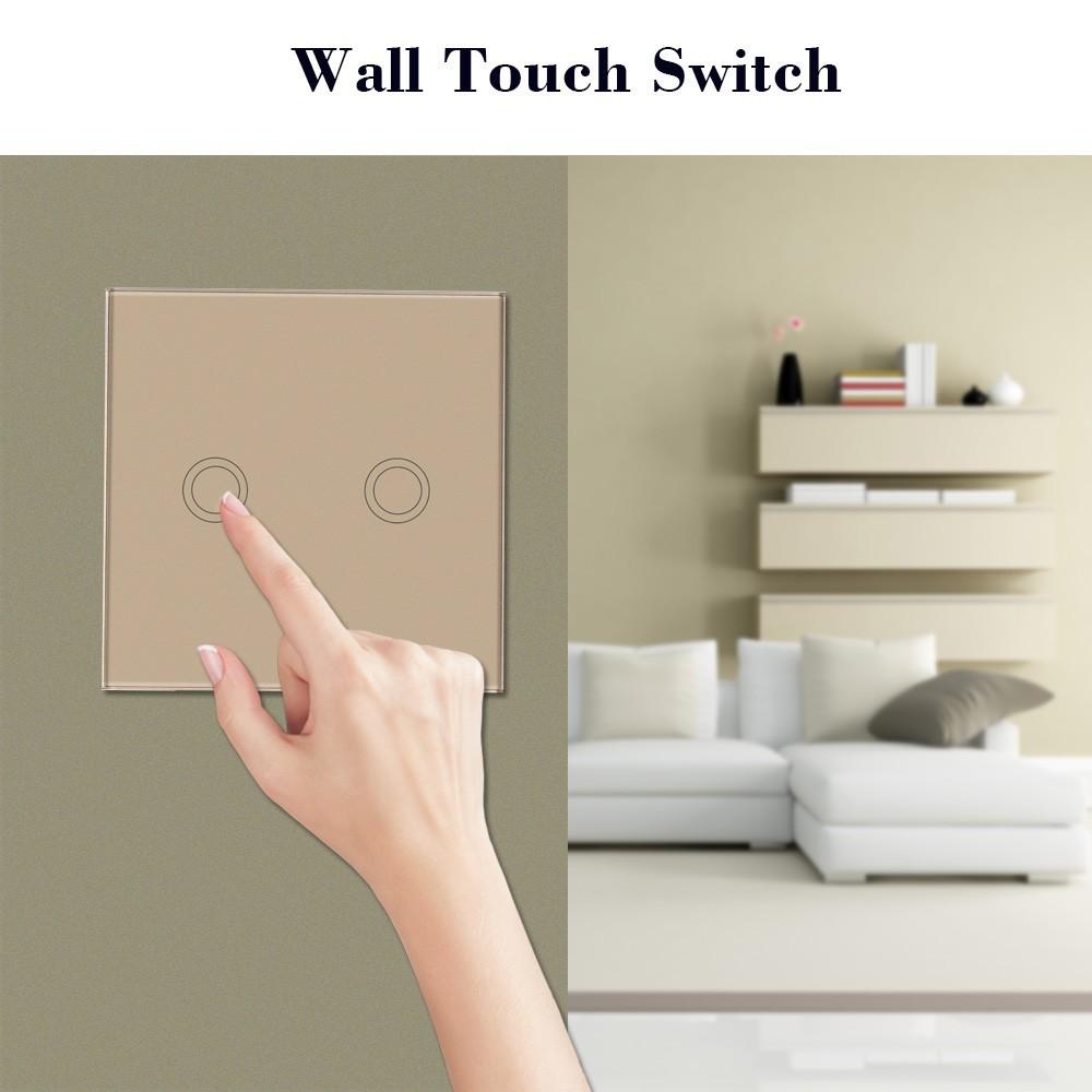 Sonoff T1 1 Gang Smart Wifi Wall Light Switch Rf App Touch Control Sensor Module Circuit Timer Uk Pan Shopee Singapore