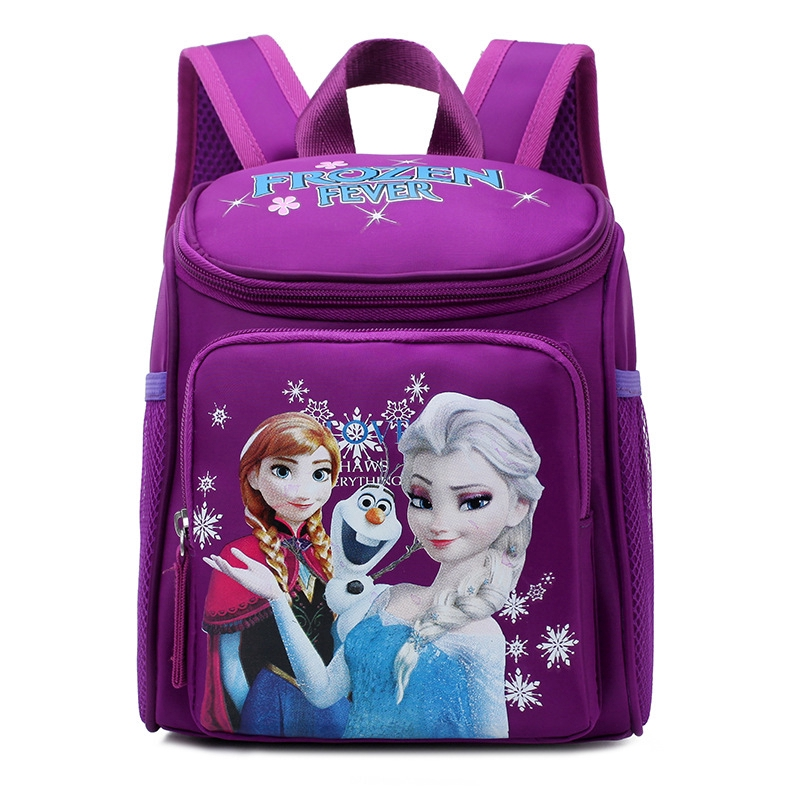 Anna and Elsa Disney Frozen 11 Mini Toddler Pre-school Childrens Backpack