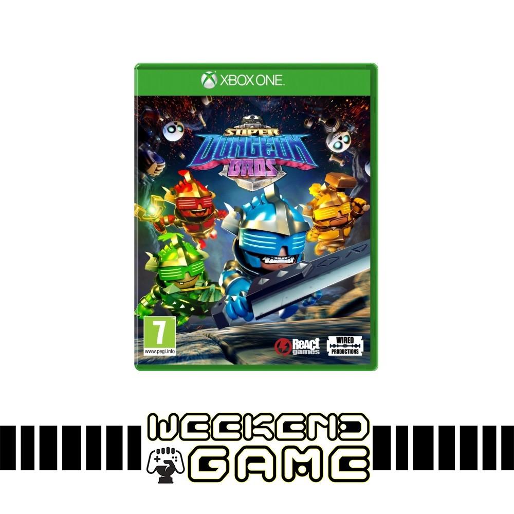 Super Dungeon Bros //Xbox One//