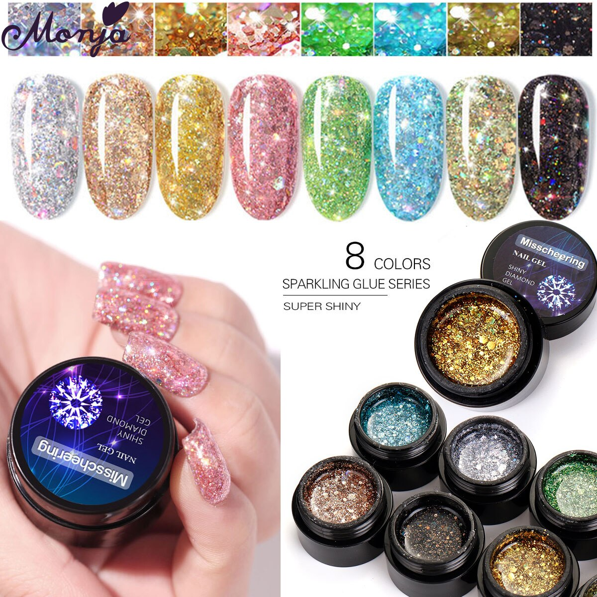 Nail Glitter Price And Deals Apr 2021 Shopee Singapore