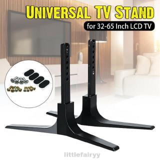 1 Pair 32 65inch Tv Stand Base Height