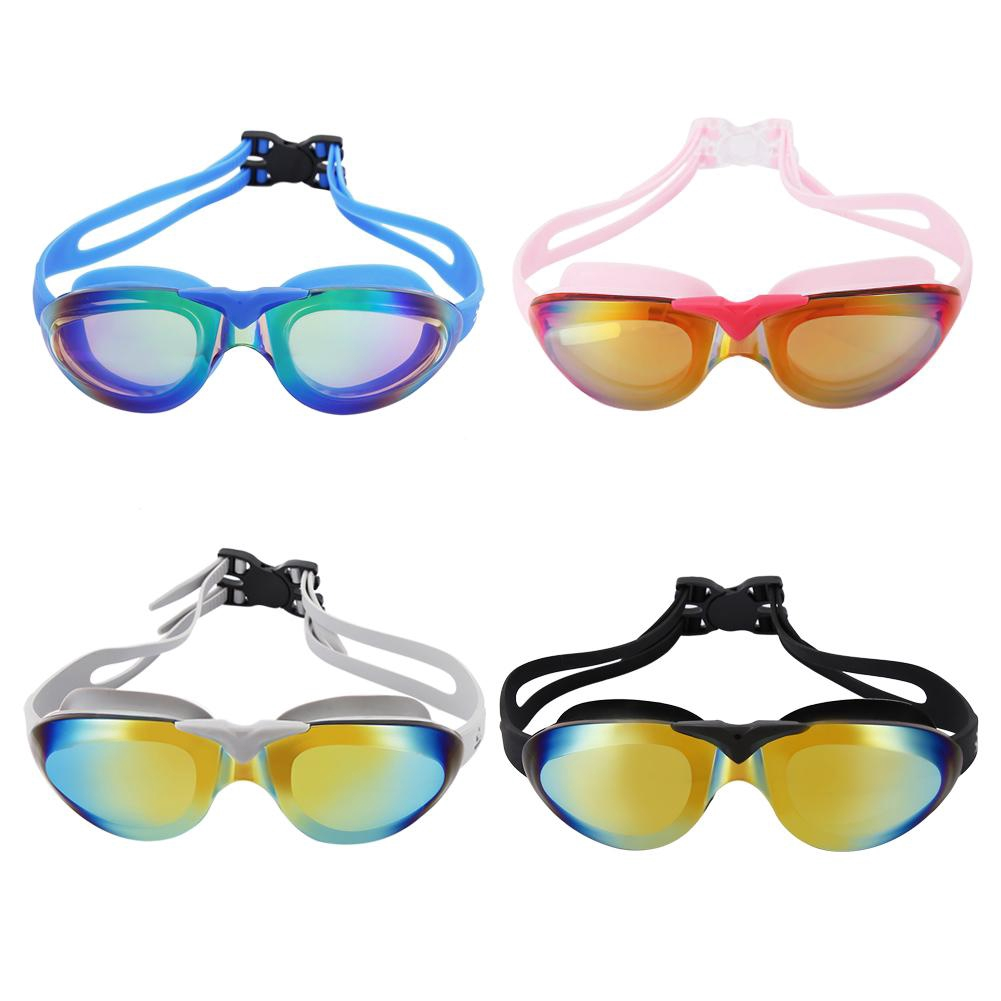 Optical 1.5 to 10.00 Myopia Swimming Goggles Anti-Fog UV Waterproof Glasses SD