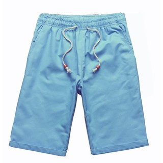 d77280a888 Solid Men's Shorts Summer Mens Beach Shorts Cotton Male Shorts Brand ...