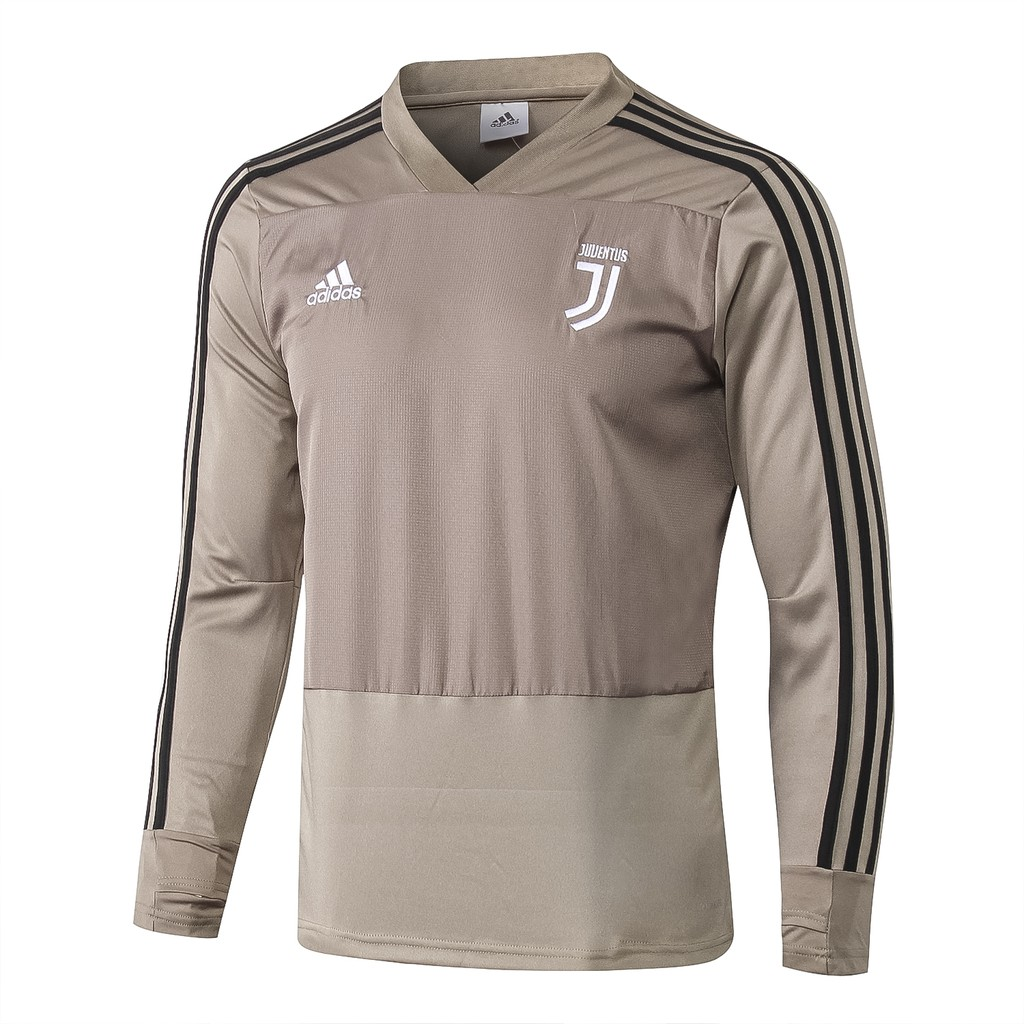 online store 03faf 3403a Top Quality Juventus Football Long Sleeve Training Jersey T-shirt Training  Wear