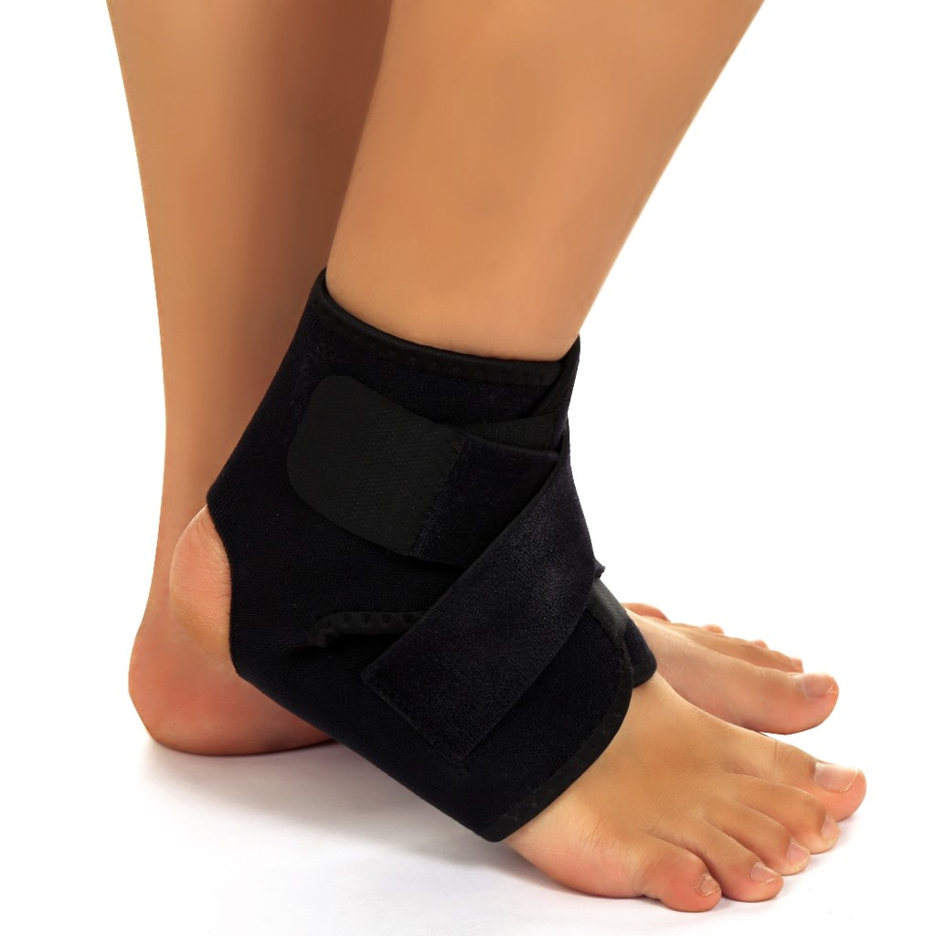 Back To Search Resultssports & Entertainment Humble 1pcs Adjustable Black Ankle Stabilizer Brace Support Pain Relief Foot Compression Black Bandage Pressure Ankle A Sports Accessories