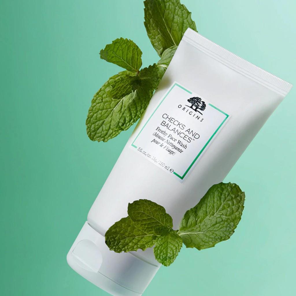 Origins Checks and Balances Frothy Face Wash 150ml | Shopee Singapore