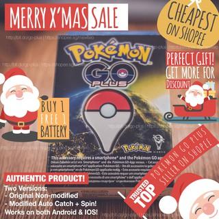 ⭐[In-Stock LOCAL!] Pokemon Go Plus Original / v1 0 / v3 0