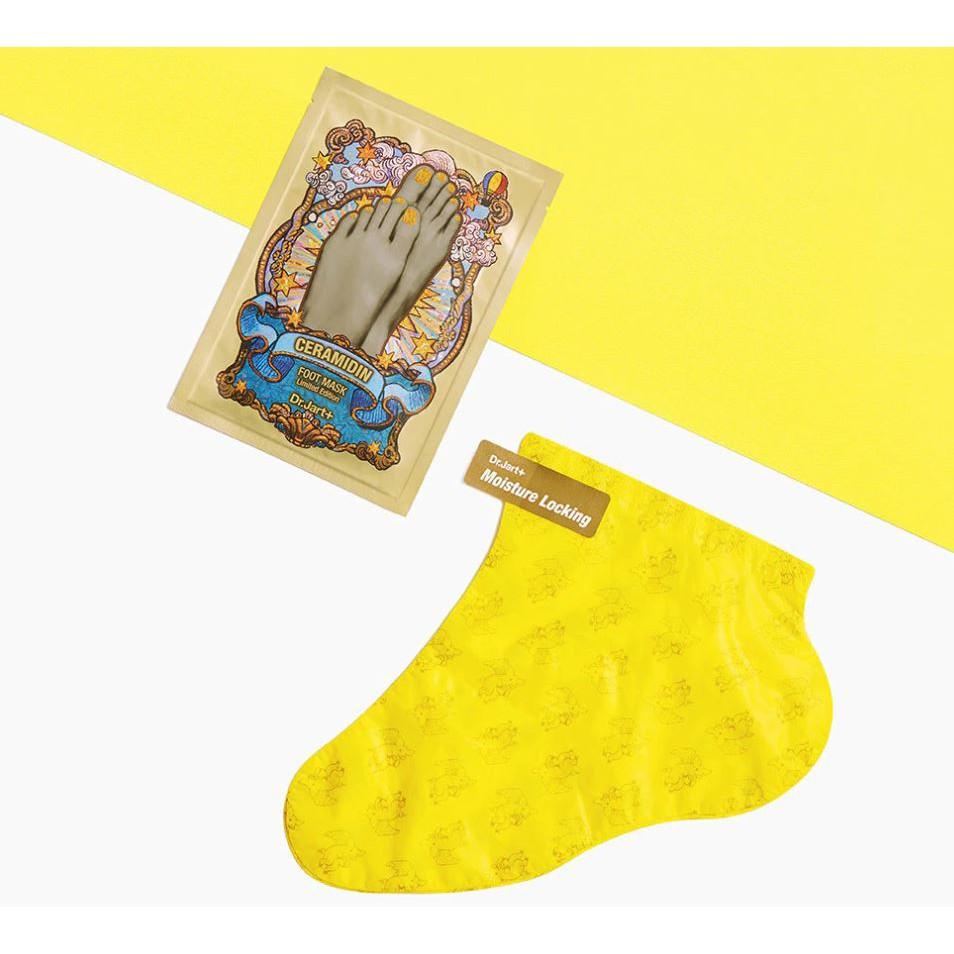 Носочки для питания ног Dr Jart с керамидами