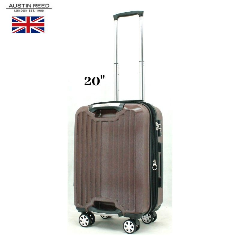 Austin Reed 20 24 Expandable Travel Luggage Bag Travel Suitcase 356103 Shopee Singapore