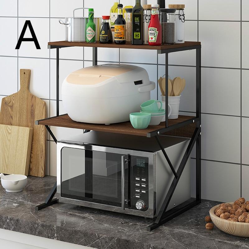 Kitchen Shelf E Rack Microwave Oven