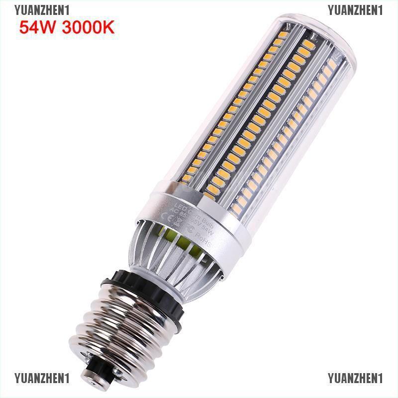 54W Super Bright LED Corn Light Bulb E26 with E39 Mogul Base Large Area Ligh US