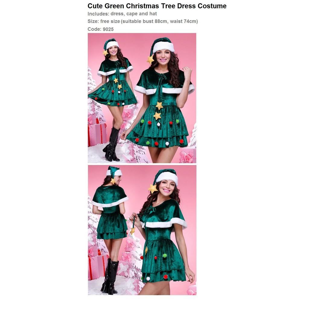 Code 9026 Elegenat White Mini Dress Christmas Costume Shopee