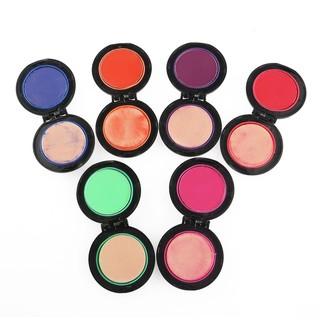 6 Colors Temporary Hair Coloring Chalk DIY Hair Styling Hair Dye Powder
