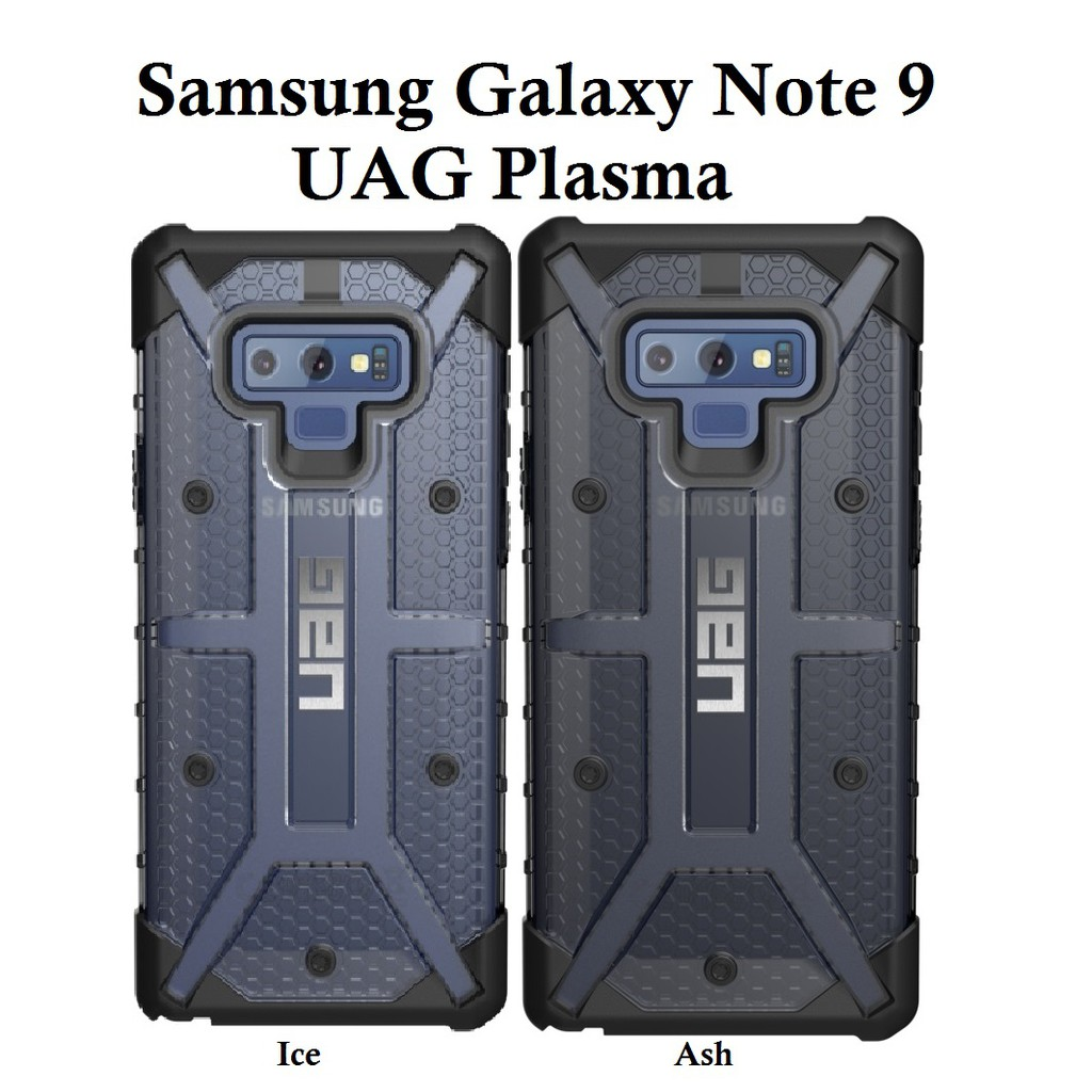 sale retailer 2e5a5 bb939 UAG Plasma Case For Samsung Galaxy Note 9