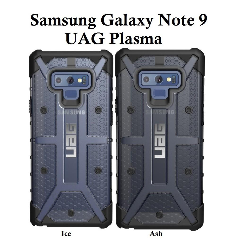 sale retailer 2e5a5 bb939 UAG Plasma Case For Samsung Galaxy Note 9