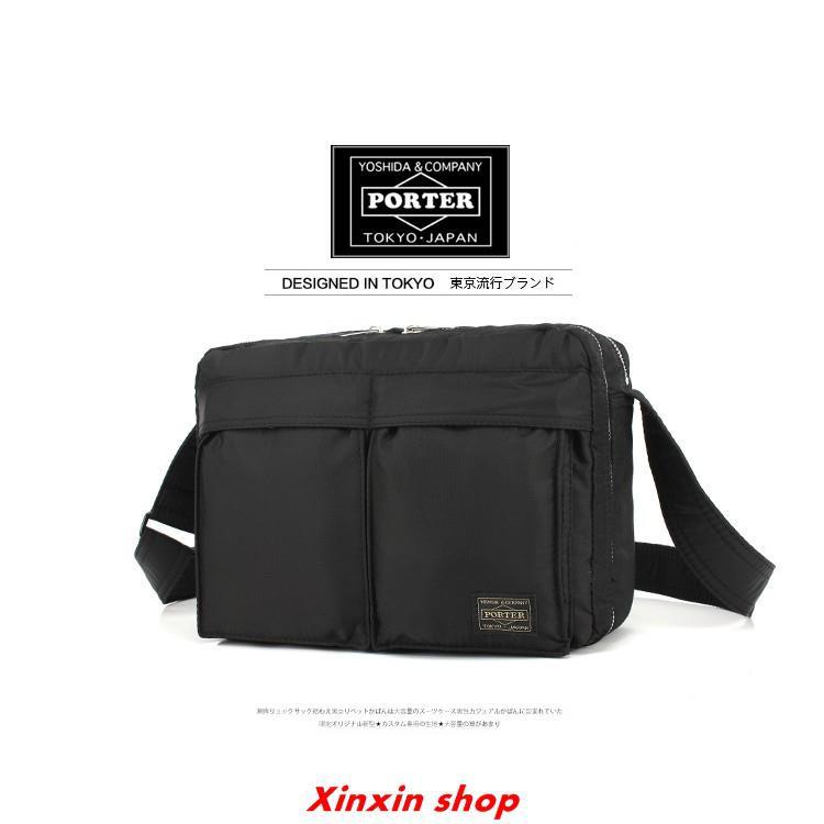 743fdb8efe Porter Japan yoshida sling bag Tide brand packet Shoulder Bags  1801 ...
