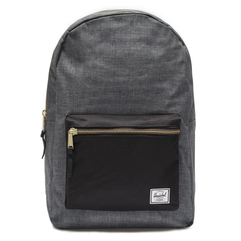 INSTOCK  Herschel Dawson Backpack - Black Black Rubber Gum 20.5L ... fd723d3e357f6