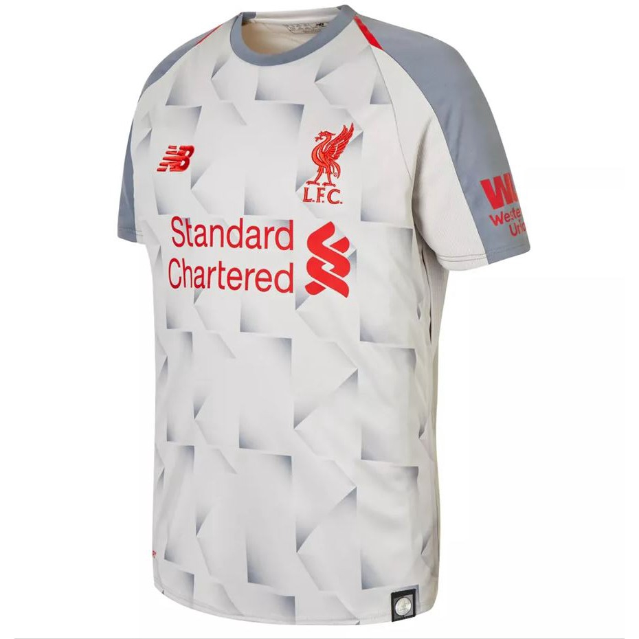 huge discount 3ffe1 d992c Liverpool 3rd Jersey 2018-19