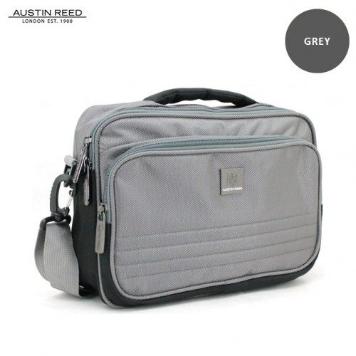 Austin Reed 29cm Sling Bag Grey Shopee Singapore