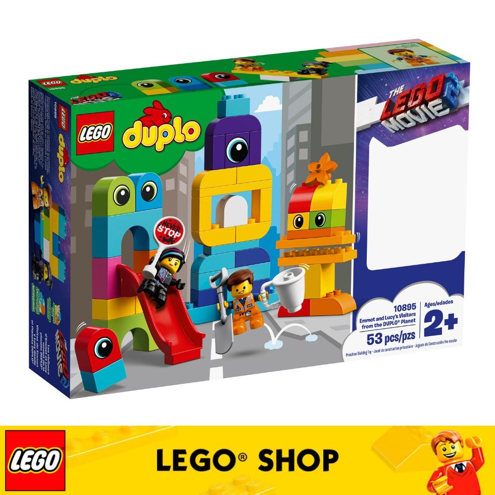 Lego Duplo Cars Tm Flos Caf 10846 Shopee Singapore