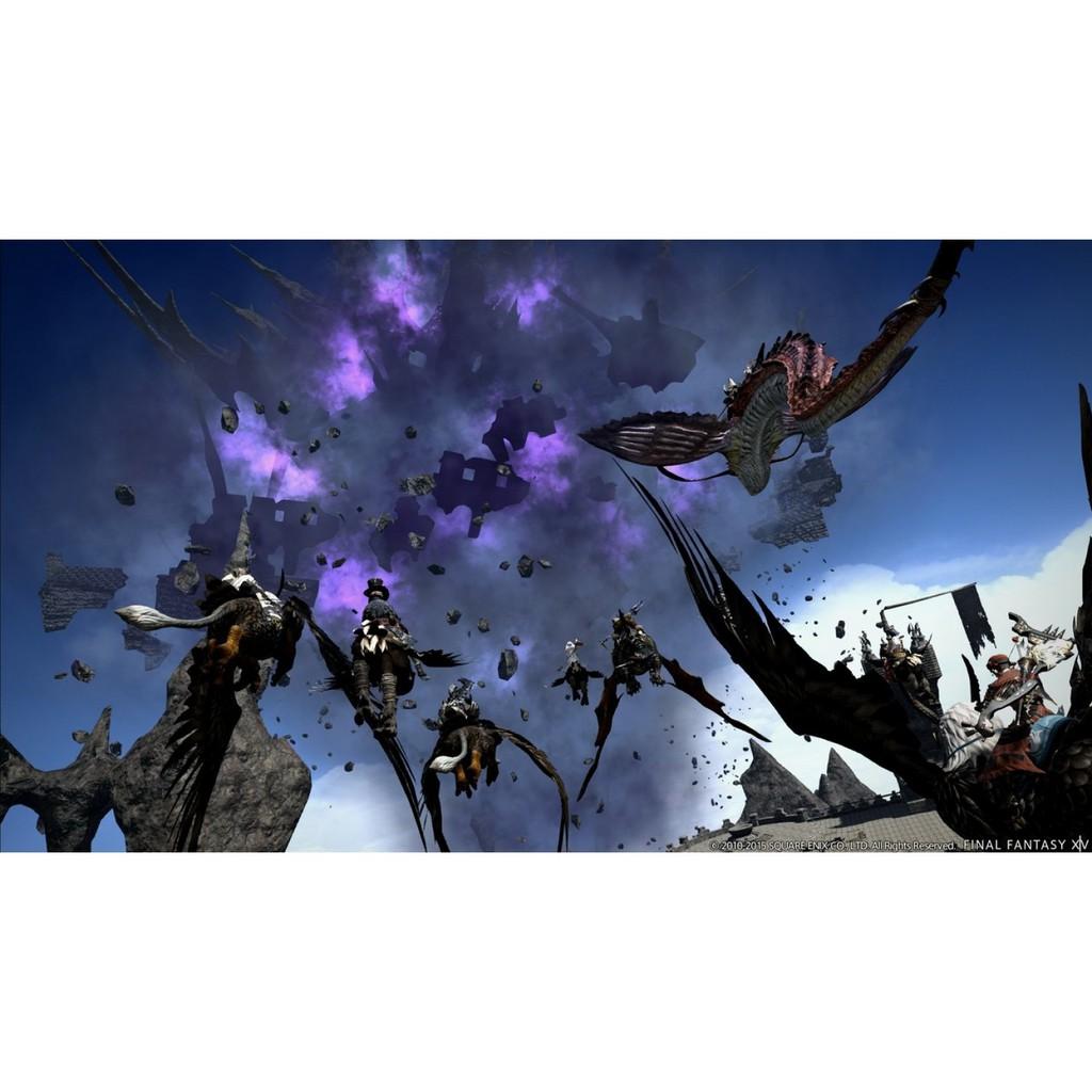 PS4 Final Fantasy XIV: Heavensward (EU) | Shopee Singapore