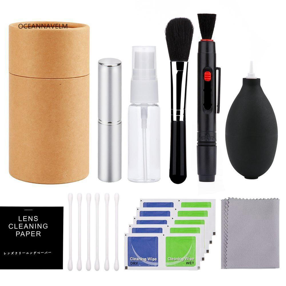 ★OA Professional Digital Camera Cleaning Brush Wipe Tools Set Brush Cleaner  Kits