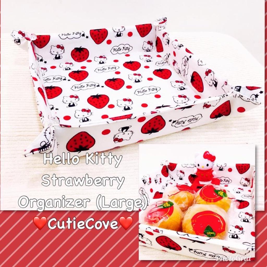 bc097c63f63c Hello Kitty Strawberry organizer (Large)