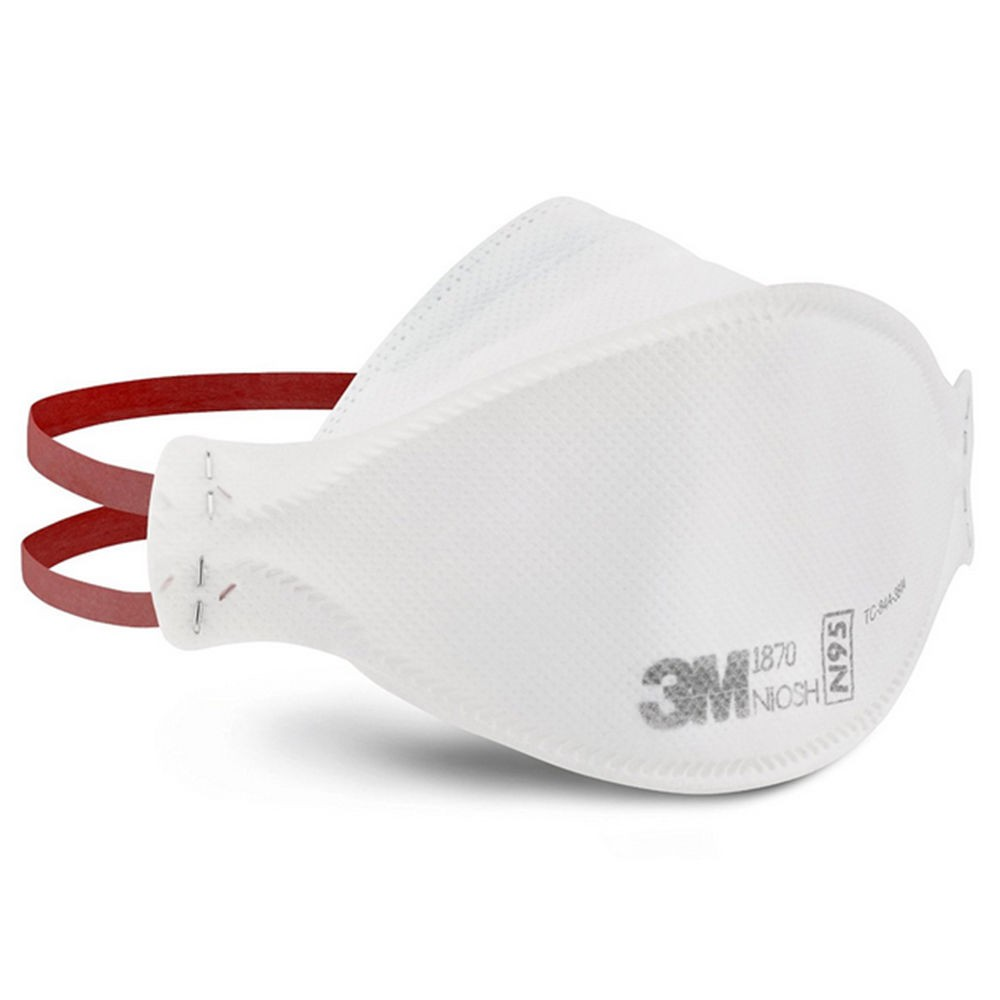 Care Health 1870 And Surgical Particulate Mask Respirator 3m