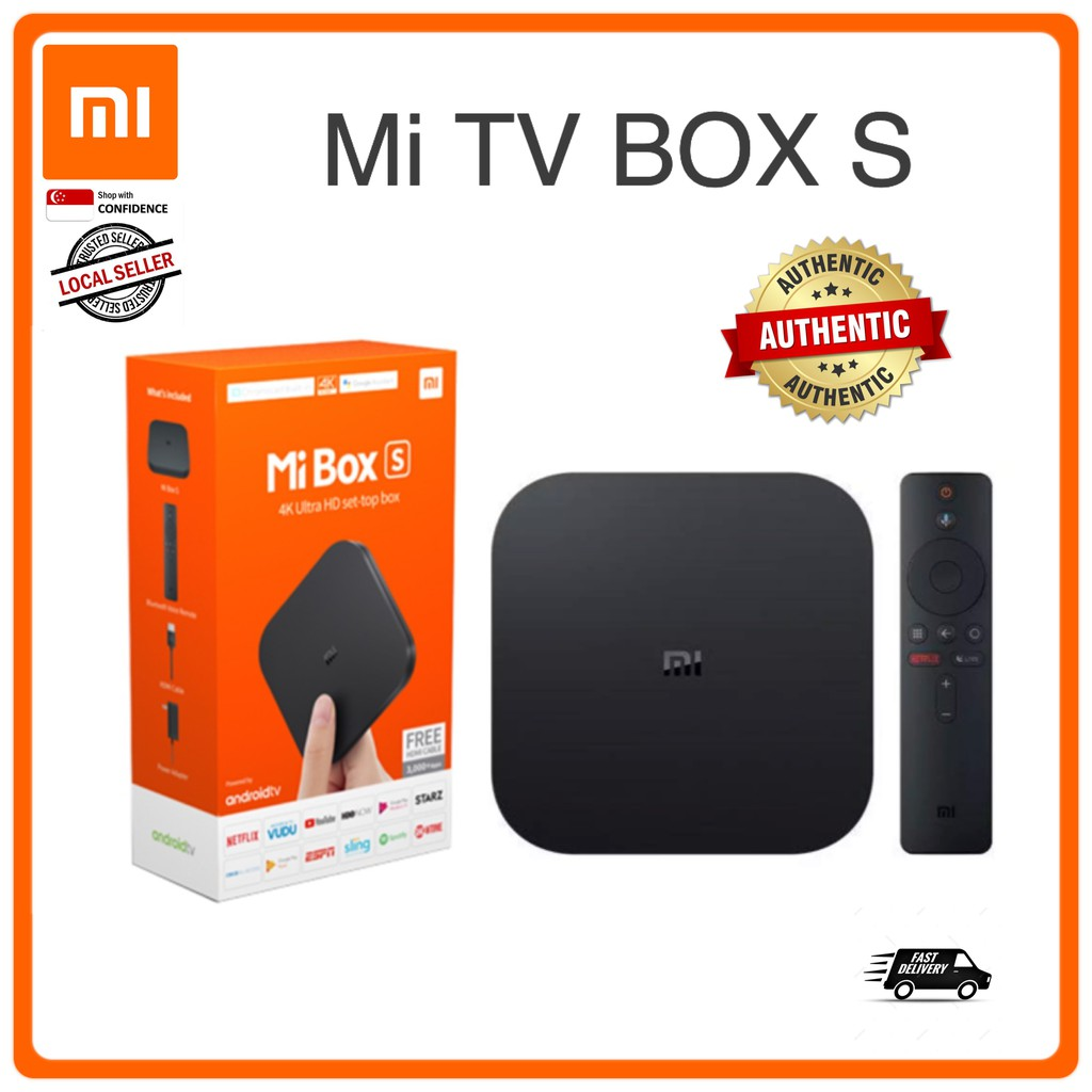 xiaomi mi box s - TV Accessories Price and Deals - Home Appliances Sept  2021