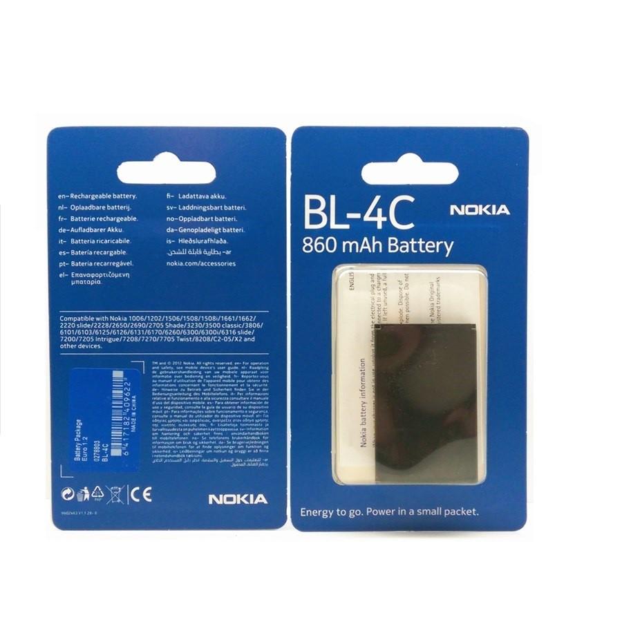 Nokia Bl 5c Battery 1020mah Shopee Singapore Baterai Bl5c Bl4c