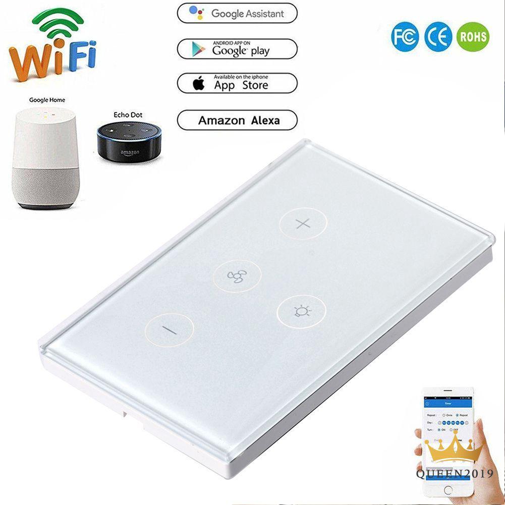 WF - FL01 Smart WiFi Ceiling Fan Switch qs   Shopee Singapore