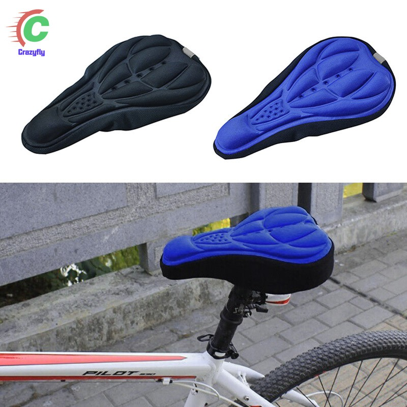 2Pcs Saddle Cover Seat Cover Saddle Rain Protection for Bike Bicycle Cycle