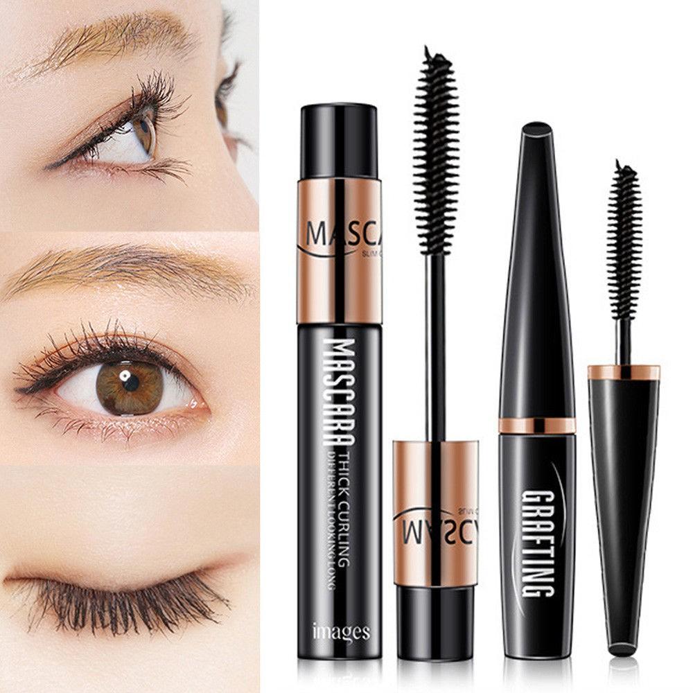 Conscientious 1pcs Women Girls Mascara Long Thick Curling Waterproof Sweatproof Silicone Brush Eye Eyelash Makeup Tools Mascara Tools Beauty Essentials Mascara