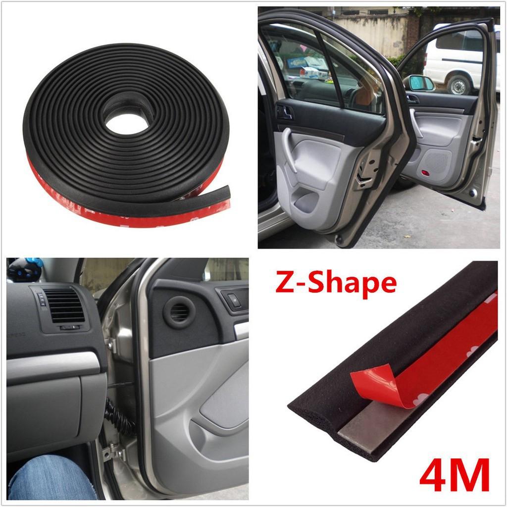 "180/"" Rubber Seal Weatherproof Strip for Cracks and Gaps Cars Truck Doors Trim"