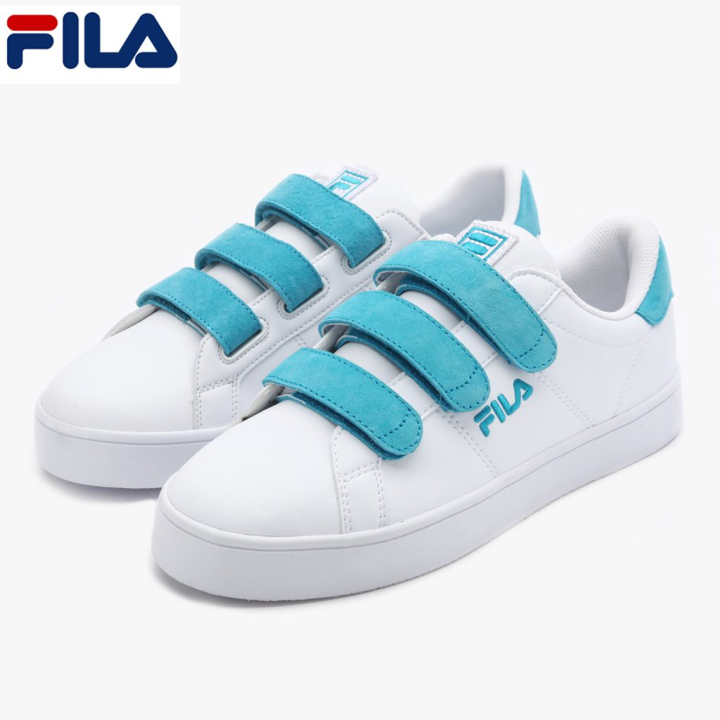 906c87f71169 FILA Unisex New Court Deluxe VC White Pink Shoes FS1SIA1070X ...